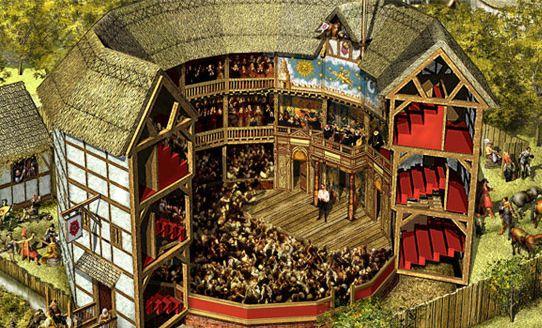 Elizabethan-Theatre